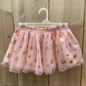 Kardashian Kids 18m pink polka dot tutu skirt